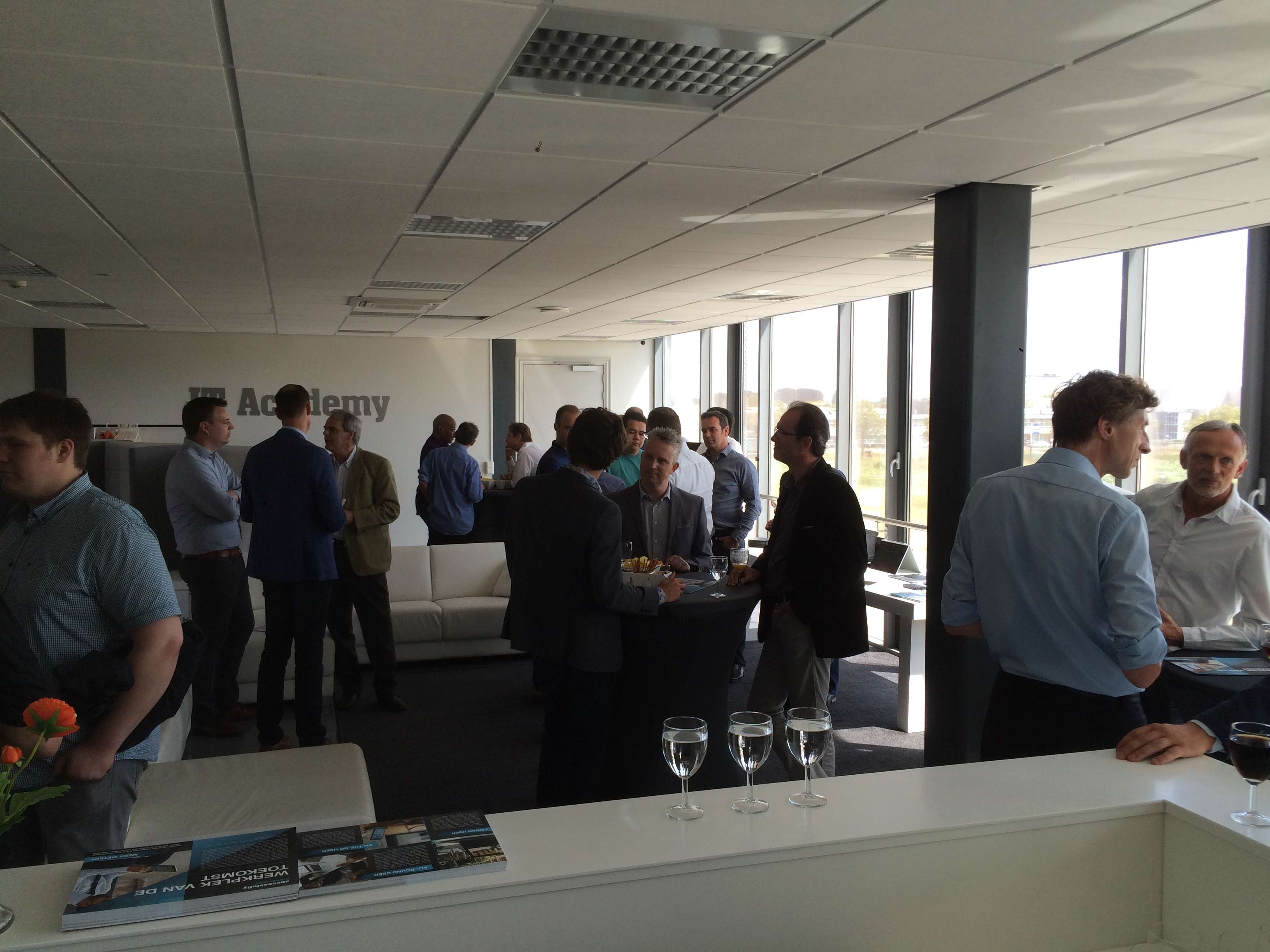 Het Future of IT event was een succes