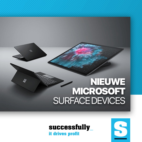 NIEUW | Microsoft Surface 2 Devices